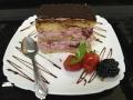 cirese cu blat de vanilie si decor de glazura de  ciocolatacofetarie_romanesca_torturi_prajituri_londra