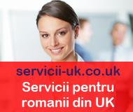 servicii pentru romanii din uk